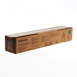 Toner TOSHIBA T-FC505EC - Cyan - e-STUDIO2505/3505/4505/5005AC