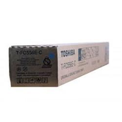 Toner TOSHIBA T-FC556EC - Cyan - e-STUDIO5506 a 7506AC - (39 200 pp
