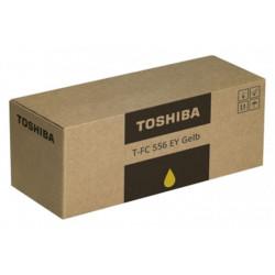 Toner TOSHIBA T-FC556EY- Jaune - e-STUDIO5506 a 7506AC - (39 200 p)
