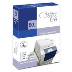 Rame A4 -  80g - Blanc EXCELLENT COPY PAPER (500 feuilles Papier)