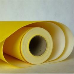 """Roul. papier jaune - 36"""" - Traceurs - 120gr -30m - M1 Ignifugé"""