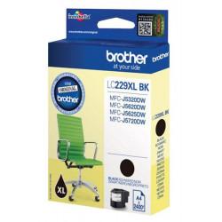 Cart BROTHER - LC229XLBK - Noir - MFC-J5XXX