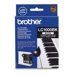 Cart BROTHER - LC1000BK ou LC57BK - Noir - 1355/1360/1460/1560