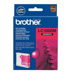 Cart BROTHER - LC1000M ou LC57M -  Magenta - 1355/1360/1460/1560