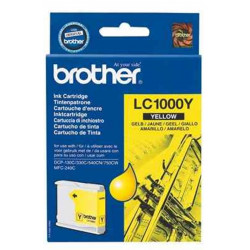 Cart BROTHER - LC1000Y ou LC57Y - Jaune - 1355/1360/1460/1560