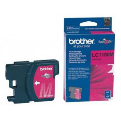 Cart BROTHER - LC1100M ou LC67M - Magenta - MFC5490/5890/6490
