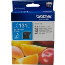 Cart BROTHER - LC131C - Cyan - MFCJ245/470W/475DW/650DW/870DW