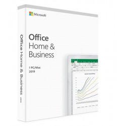 MICROSOFT Office 2019 Famille & PME PC/MAC (boite)
