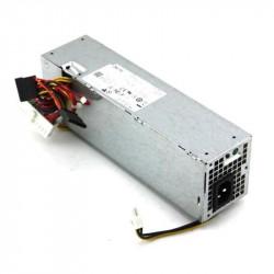 Alimentation DELL 250 watts pour Optiplex 790DT/990DT/3010