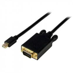 Convertisseur Mini DisplayPort 1.2 (M) vers VGA (F)