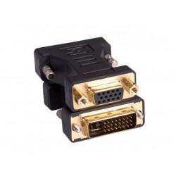 Convertisseur DVI-D (M) vers VGA (F)