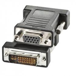 Convertisseur DVI-I Dual Link (M) vers VGA (F)