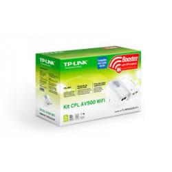 Kit CPL TP-LINK WPA4225KIT AV600 + WiFi N300