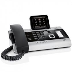 Téléphone Ministandard 3 en 1 DX800 : Analogique / RNIS / IP