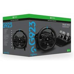Volant + pédales LOGITECH G923 - PC/XBOX