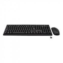 V7 Ensemble pavé numérique, souris et clavier sans fil ergonomiques