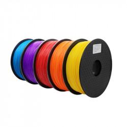 Bobine ABS 1.75mm 1kg Retail - Black - 404 meters Recharge Stylo 3D