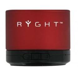 Haut-parleurs Bluetooth portable Rouge RYGHT