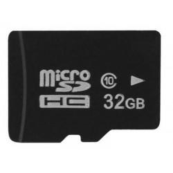 Carte mémoire MicroSDHC  32go - Classe 10 **