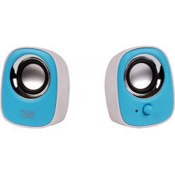 Haut-parleurs TNB MX séries bleu 2.0 - 2x1w rm
