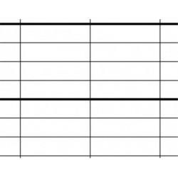 Tableau blanc 100 x 120 cm Emaillé magnét. + auget - Quad SEYES