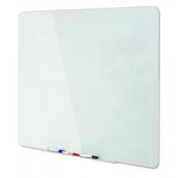 Tableau blanc en Verre magnétique  90 x 120 cm