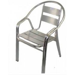 Chaise Aluminium