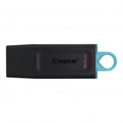 Kingston Technology DataTraveler Exodia lecteur USB flash 64 Go USB Type-A 3.2 Gen 1 (3.1 Gen 1) Noir