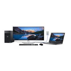 "DELL UltraSharp U3421WE 86,6 cm (34.1"") 3440 x 1440 pixels LCD Noir"