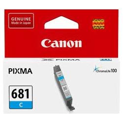 Canon 681 C cartouche d'encre 1 pièce(s) Original Cyan
