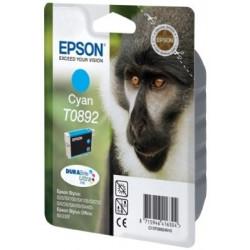 "Epson Monkey Cartouche ""Singe"" - Encre DURABrite Ultra C"