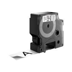 DYMO D1 - Standard Étiquettes - Noir sur blanc - 24mm x 7m